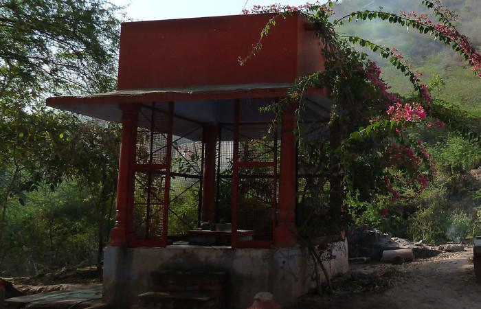 Акхара - храм