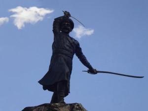 Murar Baji Maratha general, died fighting the Mughals