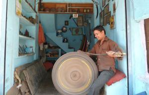 Panchal family workshop